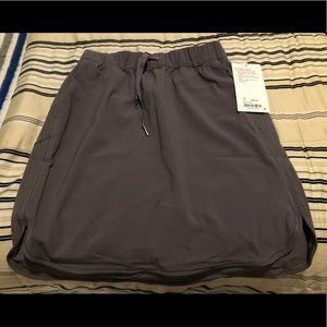 Lululemon on the fly skirt size 6